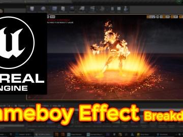 Unreal Engine | Flameboy Effect Breakdown