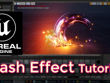 Unreal Engine Slash Effect Tutorial