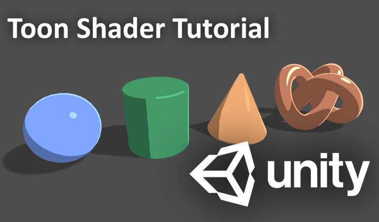 Unity Engine Toon Shader Tutorial