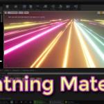 Unreal Engine Lightning Material Tutorial