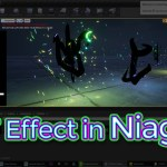 Unreal Engine Text Effect in Niagara Tutorial