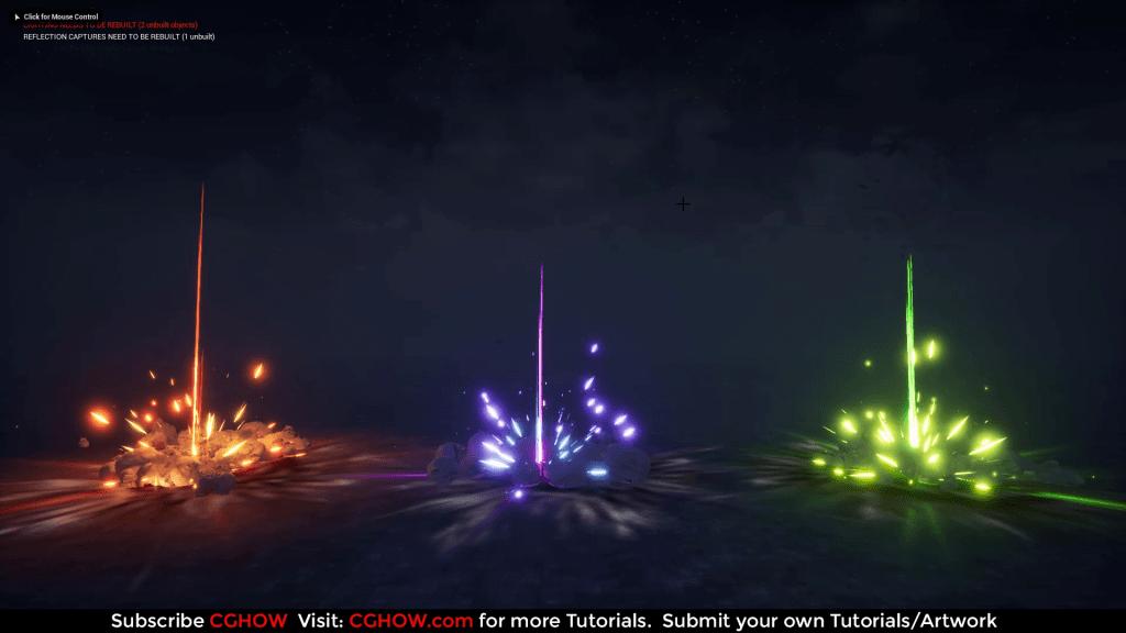 Diablo 3 Loot Drop Effect in UE4 Niagara Tutorial