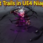 "Unreal Engine Niagara Tutorial | Ghost Trails Effect | Inspired by ""Zeng Ryan"" RzFX Ghost Trail"