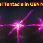 Magical Tentacle Effect | Unreal Engine Niagara Tutorials
