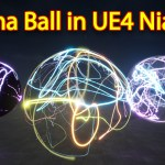 Plasma Ball | Unreal Engine Niagara Tutorial