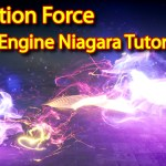 Unreal Engine Niagara Tutorial | Attraction Force