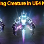 Lightning Creature Effect | Unreal Engine Niagara Tutorial | UE4 Niagara Lightning