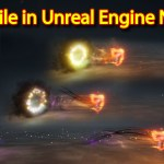 Weapon Projectile | Unreal Engine Niagara Tutorials | UE4 Niagara Projectile