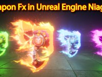 Weapon Fx | Unreal Engine Niagara Tutorials | UE4 Niagara Weapon Fx