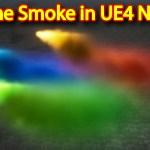 Volume Smoke | Unreal Engine Niagara Tutorials | UE4 Niagara Volume Smoke