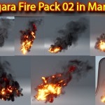 UE4 Niagara Fire Pack 02 in Marketplace