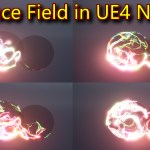 Distance Field Effect   Unreal Engine Niagara Tutorials   UE4 Niagara Distance Field