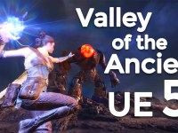 Unreal Engine 5 | UE5 | Valley of the Ancient First Reaction