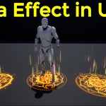 UE5 Niagara Tutorial - How to make Basic Aura Effect | Download Project Files