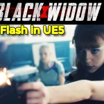 Black Widow Muzzle Flash in UE5   Download Project Files