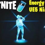 Fortnite Energy Drink FX in UE5 Niagara | Download Files