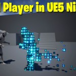 Voxel Player in UE5 Niagara Tutorial   Download Files