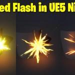 Stylized Flash in UE5 Niagara Tutorial   Download Files