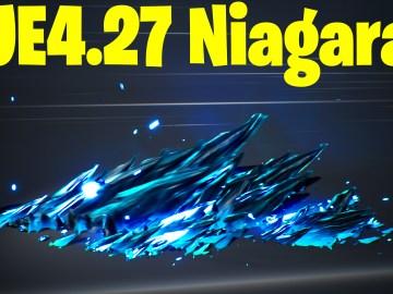 UE4.27 Niagara Tutorial | Download Files
