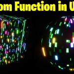 Random Noise Function in UE4.27 Material | Download Files