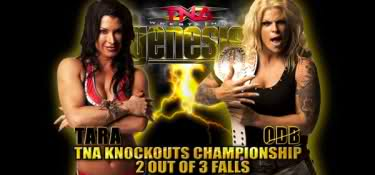 TNA Genesis January 17, 2010!