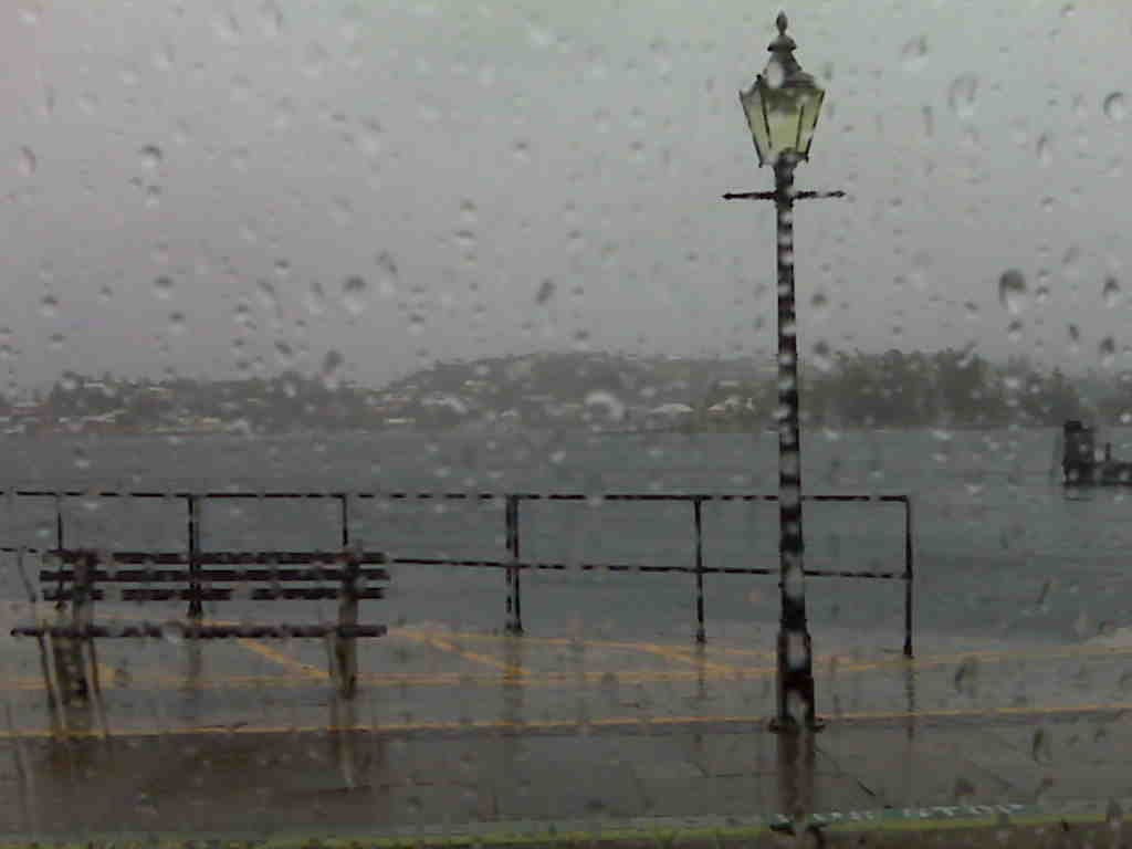Hamilton Harbour, 5 p.m. today