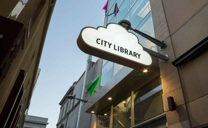 Adelaide City Library – Poetry Workshop