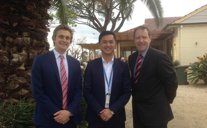 Student Education and Well-being in the Digital Age – Scotch College Talk