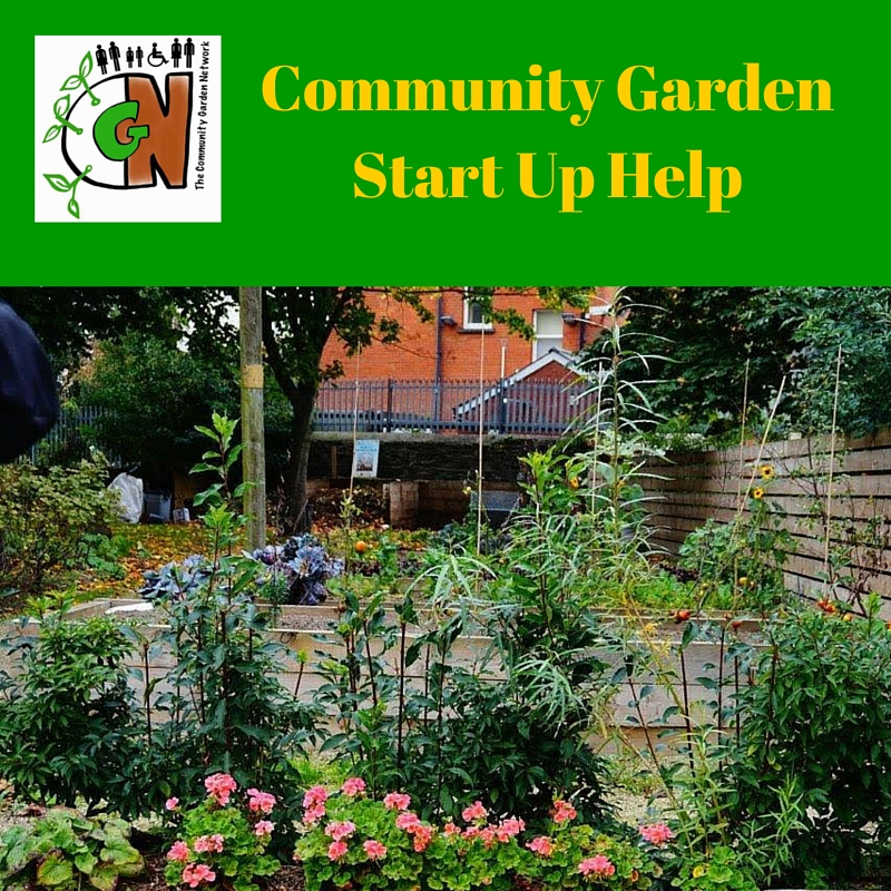 community garden resources start up help and advice - How To Start A Community Garden