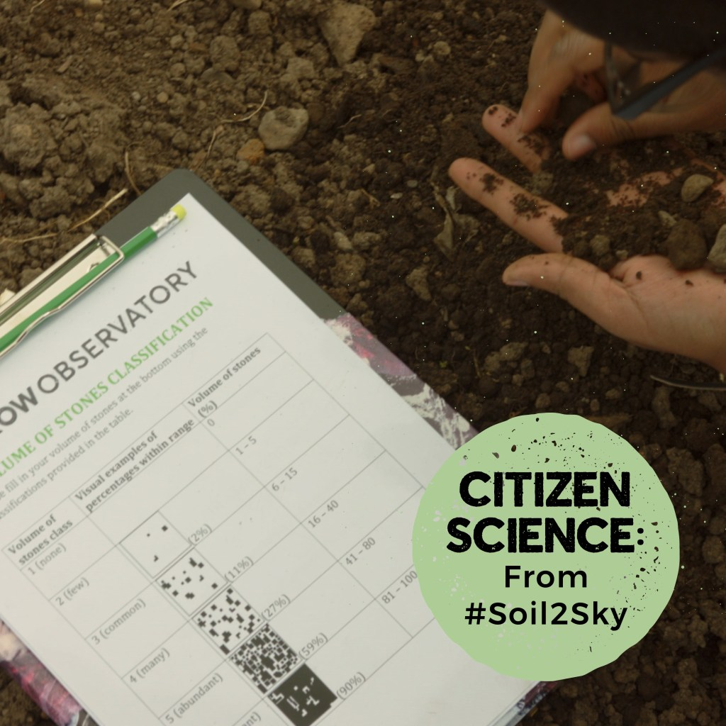 Citizen Science: GROW Observatory Free Online Course