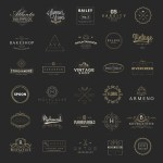 Vintage Logos Brand Collection Free Download
