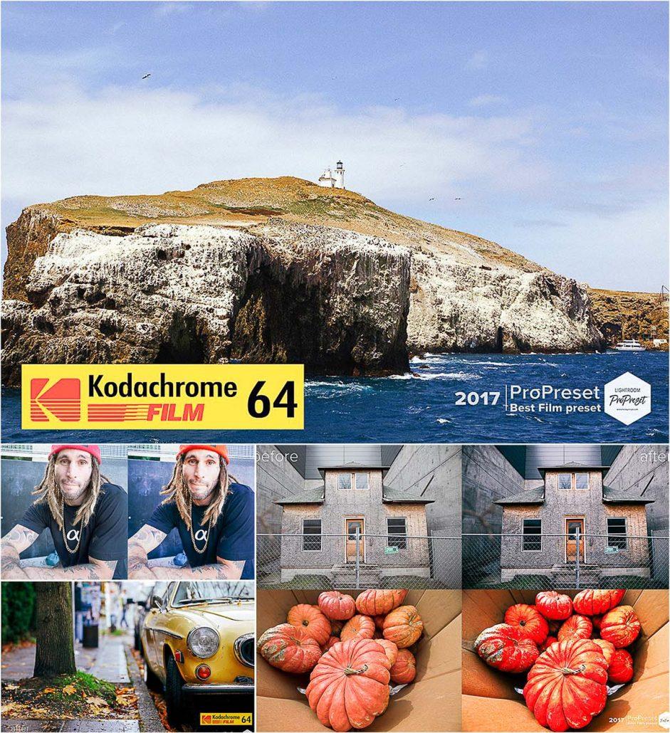 Kodachrome Preset For Lightroom Free Download