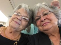 Betty and Judy (Sisters)
