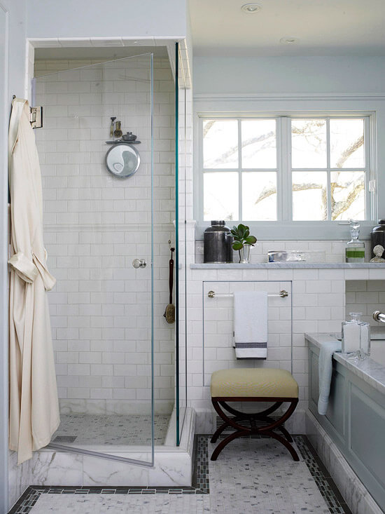 walk in shower doors that can put your bathroom over the top