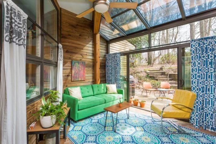 Modern sunroom decor ideas pinterest and house design inspirations