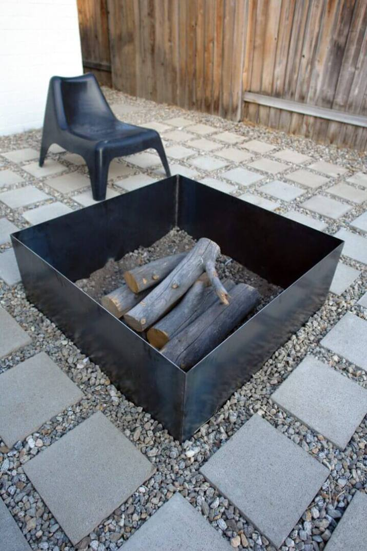 Inspiring fire pit ideas for deck hot designs for your yard