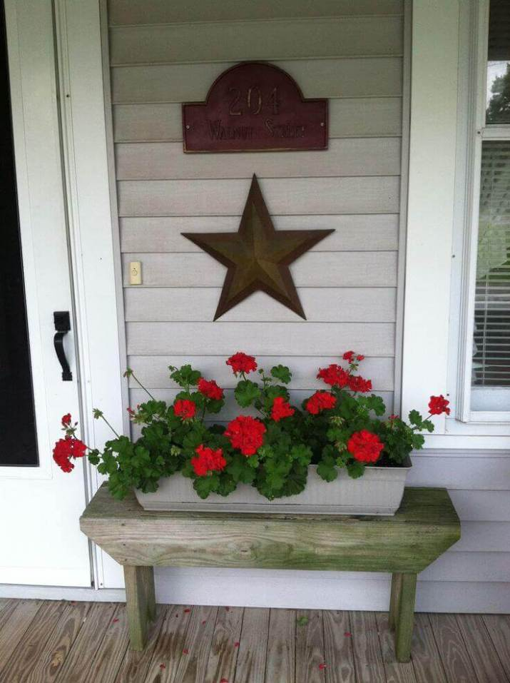 The most popular new pinterest front door flower pots that make sure to inspire you to increase your home beauty.
