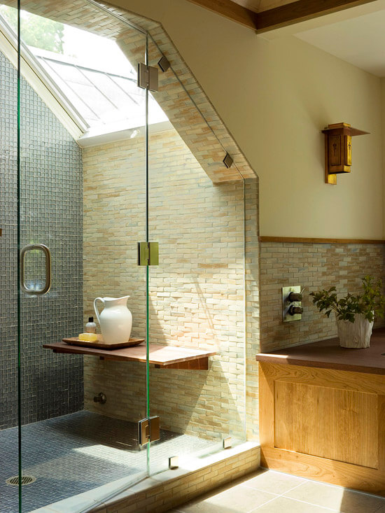 Amazing walk in shower remodel that you will love