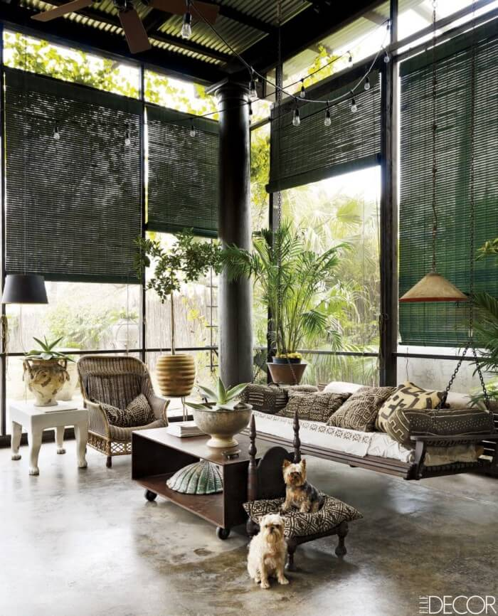 Creative traditional sunroom decorating ideas and house design inspirations