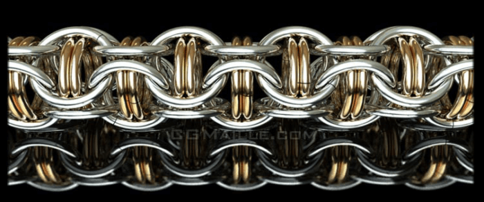 phong s chainmaille tutorials cgmaille