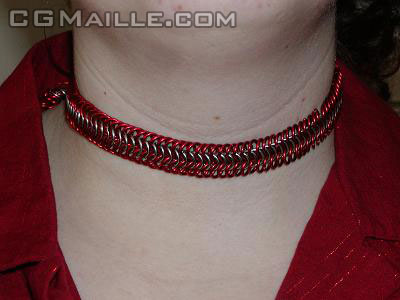 Creative chainmaille jewellery designs uk to get you started making chainmaille