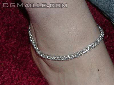 Creative chain maille bracelet tutorials to get you started making chainmaille