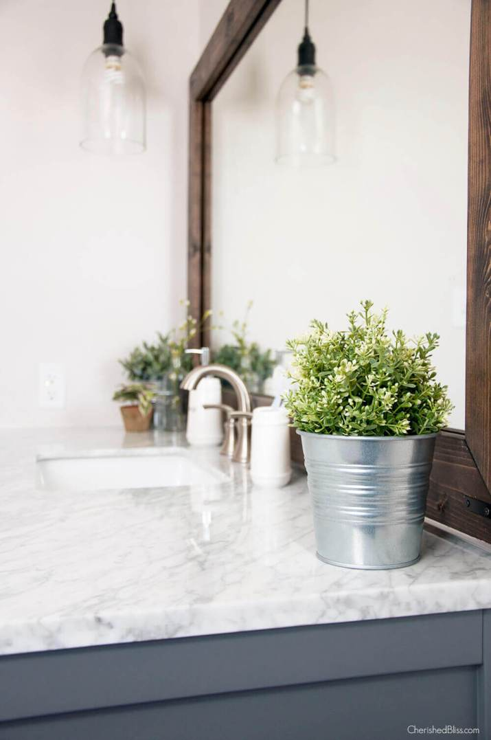 Beautiful farmhouse bathroom decor hobby lobby for you that are inexpensive and simple to do