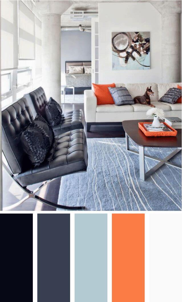 The top choices undefined to liven up your room for better a good daily mood. #livingroomcolorschemes #livingroomcolorschemeideas