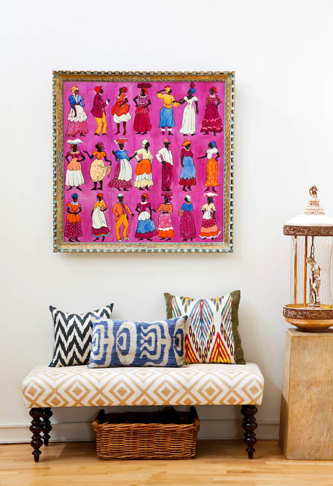 Check out these gorgeous interior design bohemian to use in your home