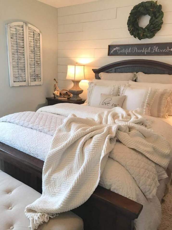 Items for a Perfect Fixer Upper Style farmhouse style bedroom sets as its traditionalism makes any space super cozy. You Will Love