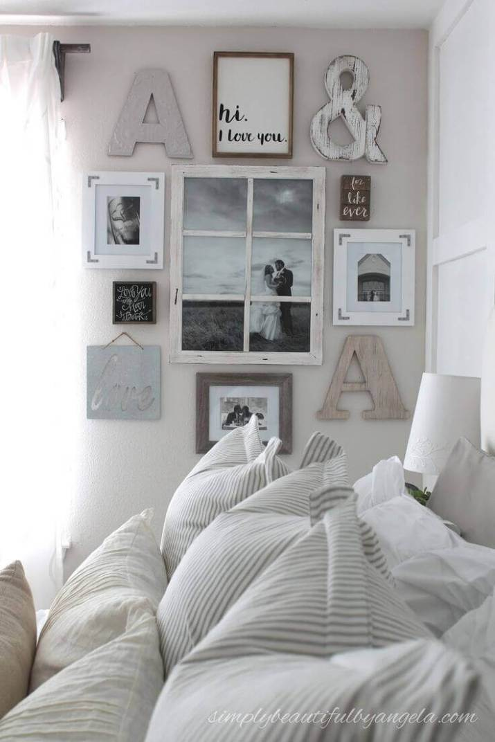 Small Bedrooms | farmhouse bedding ideas as its traditionalism makes any space super cozy. You Will Love