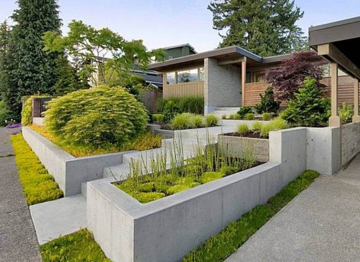 Ways for a Perfect simple front yard landscaping ideas for turning a small space into a stunning garden