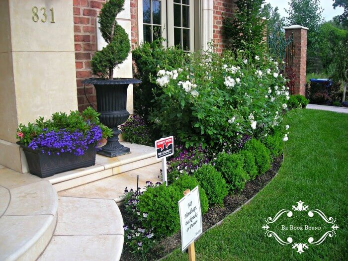 Creative and modern undefined to beautify your garden on a budget - Inspirational Gardening Ideas