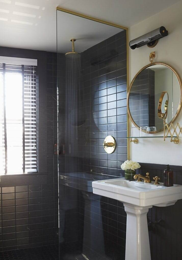 Functional & stylish traditional bathroom tile ideas that will transform your bathroom for better a good daily mood